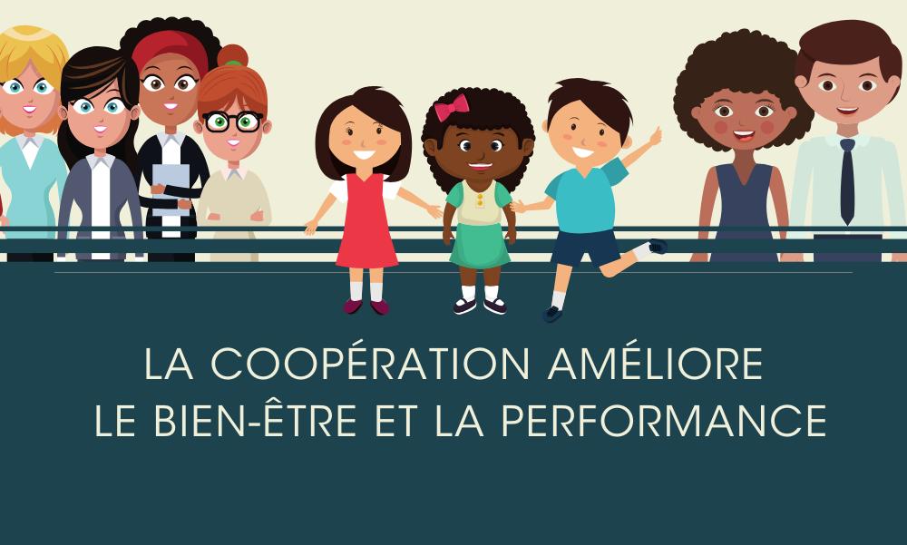 coopération - bien-être-efficacité
